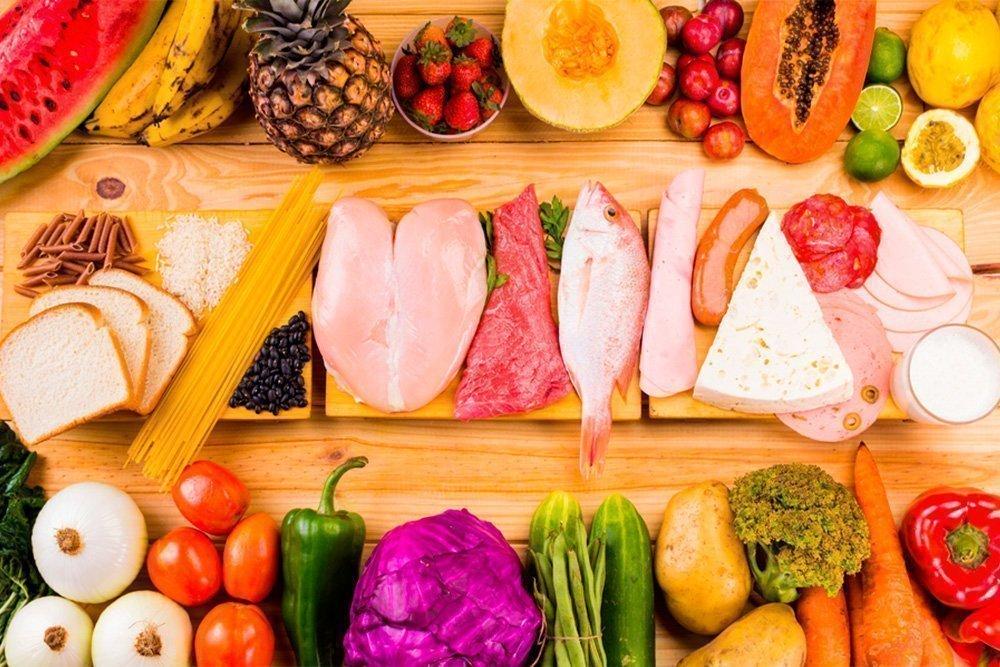 Jakie produkty spożywcze są potrzebne człowiekowi