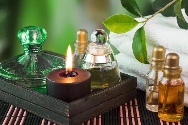 Aromatyczne olejki do domu