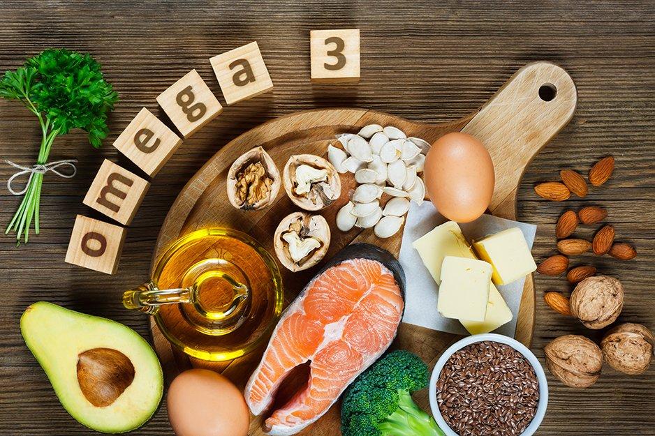 pokarmy bogate w omega-3