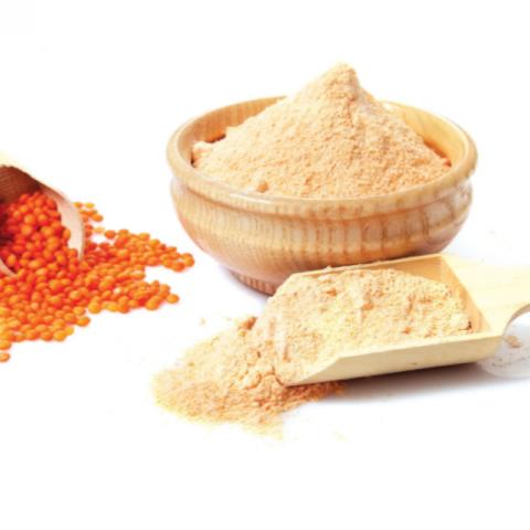 Mąka z soczewicy: korzyści i szkody, opis, zawartość kalorii, zastosowanie