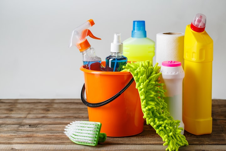 Jak zaoszczędzić na środkach czyszczących