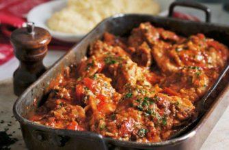 Królik z adżyką - przepisy kulinarne