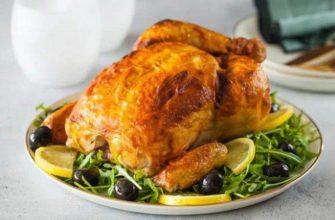 Pieczony kurczak w oleju bazyliowym – jak gotować kurczaka na Nowy Rok Przepisy