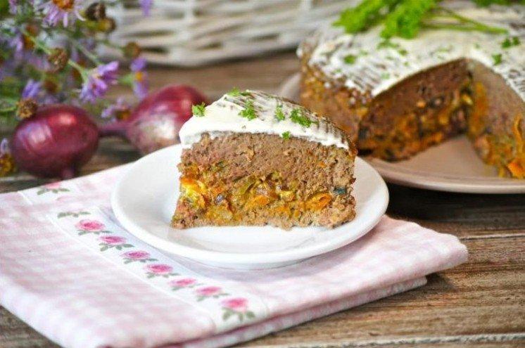 Ciasto z wątróbki w piekarniku - przepisy kulinarne