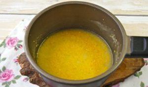 Kasza kukurydziana z mlekiem przepis krok po kroku ze zdjęciem