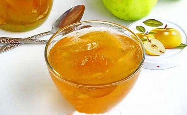 Jak zrobić niedojrzały dżem jabłkowy w domu - prosty klasyczny przepis